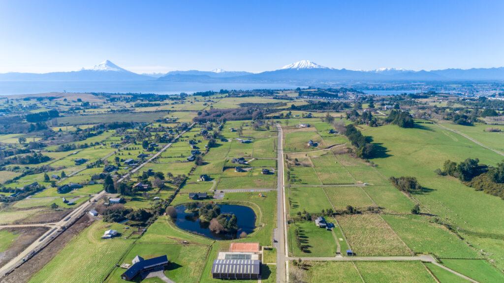 Volcanes Osorno y Calbuco